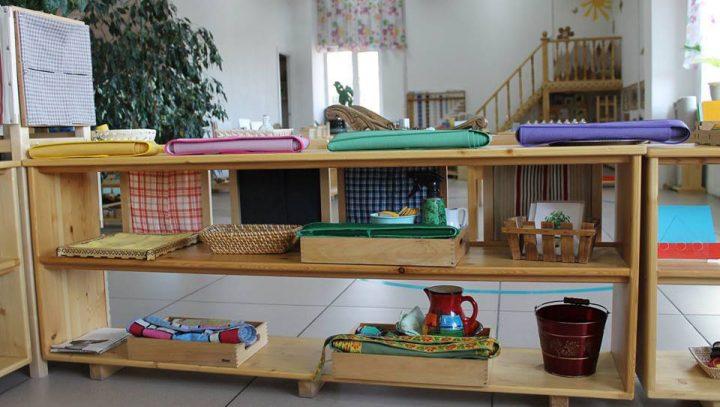 orden en Montessori